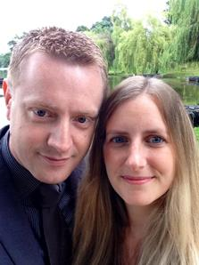 Dave and Jo Taylor